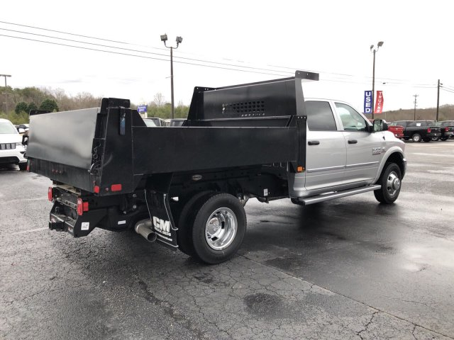 2018 Ram 3500 Crew Cab DRW 4x4,  Dump Body #R4029 - photo 7
