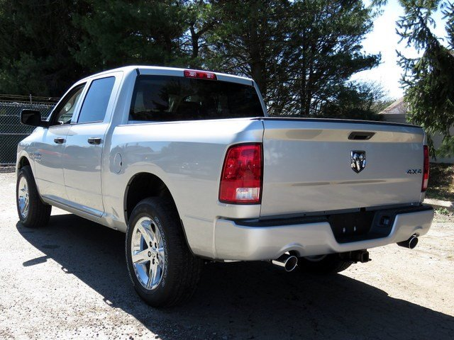 2017 Ram 1500 Crew Cab 4x4,  Pickup #R17117 - photo 4