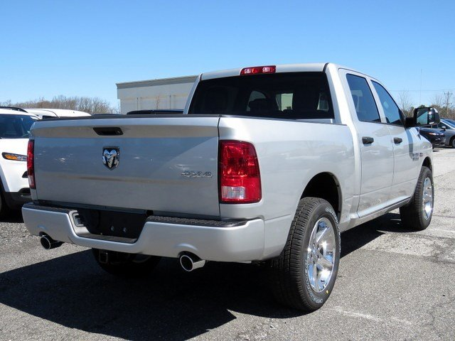 2017 Ram 1500 Crew Cab 4x4, Pickup #R17157 - photo 2