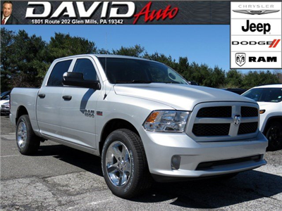 2017 Ram 1500 Crew Cab 4x4, Pickup #R17157 - photo 1