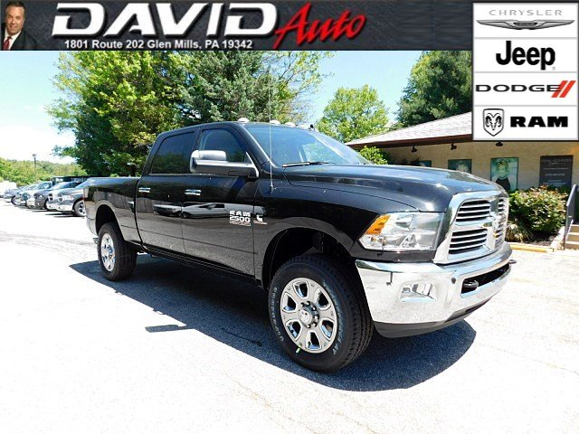 2017 Ram 2500 Crew Cab 4x4 Pickup #R17251 - photo 1