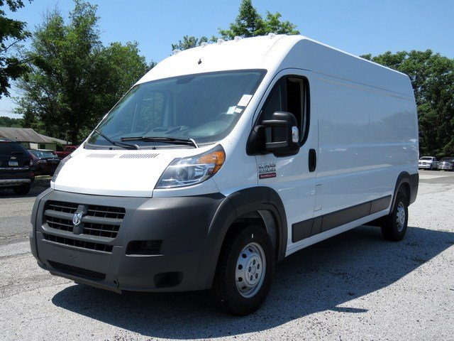 2017 ProMaster 2500 High Roof Cargo Van #R17335 - photo 4