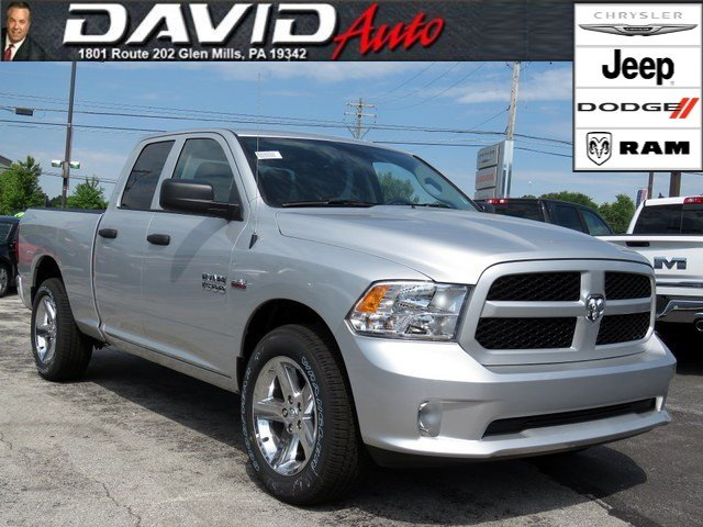 2017 Ram 1500 Quad Cab 4x4 Pickup #R17447 - photo 1