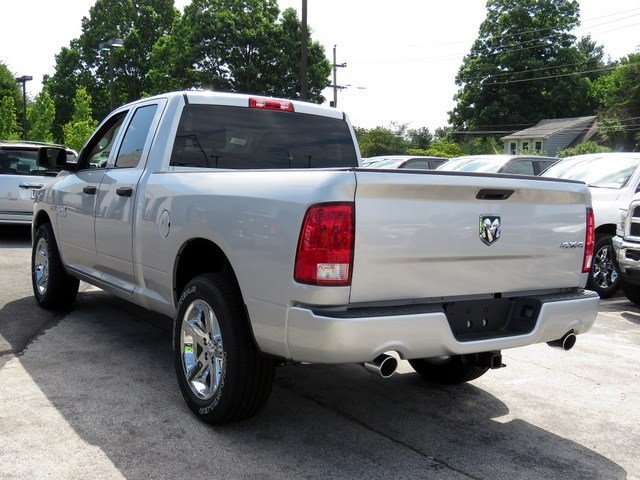 2017 Ram 1500 Quad Cab 4x4 Pickup #R17447 - photo 4