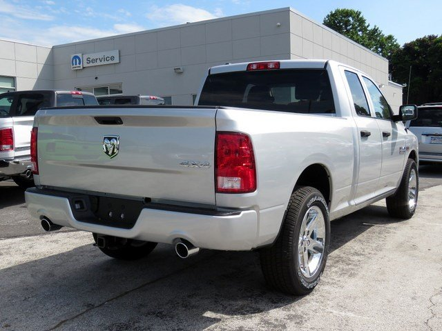 2017 Ram 1500 Quad Cab 4x4 Pickup #R17447 - photo 2