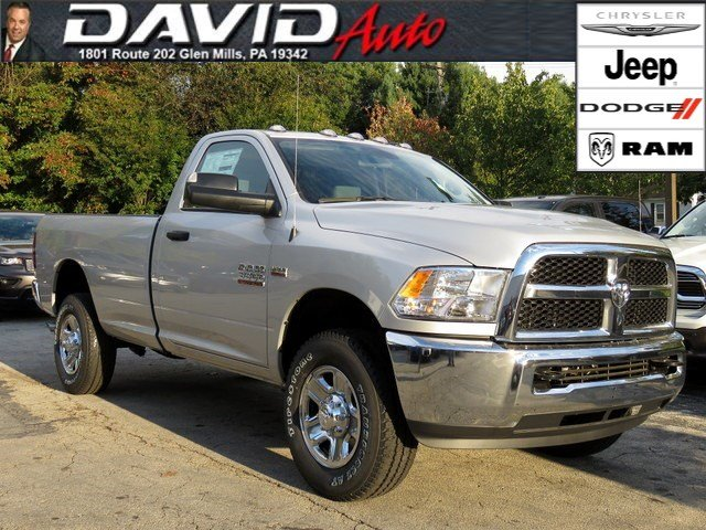 2018 Ram 3500 Regular Cab 4x4,  Pickup #R18000 - photo 1