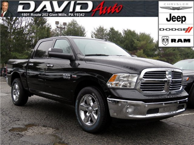 2018 Ram 1500 Crew Cab 4x4, Pickup #R18038 - photo 1