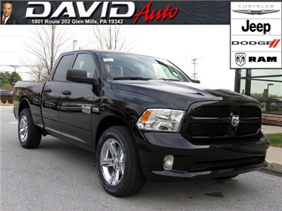 2018 Ram 1500 Quad Cab 4x4, Pickup #R180390 - photo 1