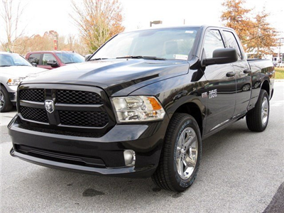 2018 Ram 1500 Quad Cab 4x4, Pickup #R180390 - photo 3
