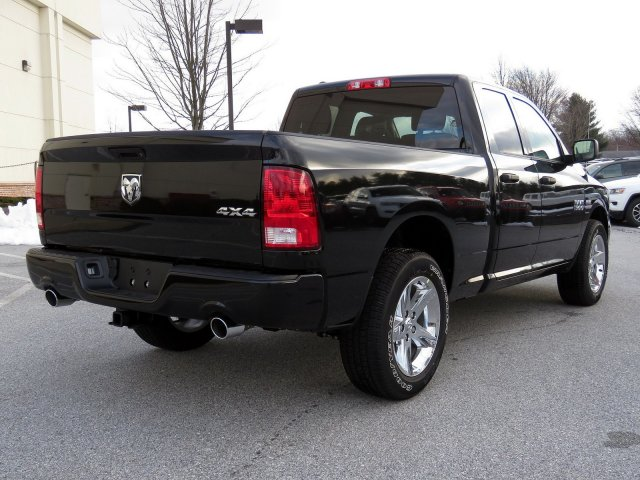 2018 Ram 1500 Quad Cab 4x4,  Pickup #R18042 - photo 2