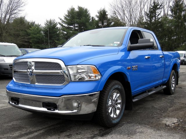 2018 Ram 1500 Crew Cab 4x4,  Pickup #R18057 - photo 3