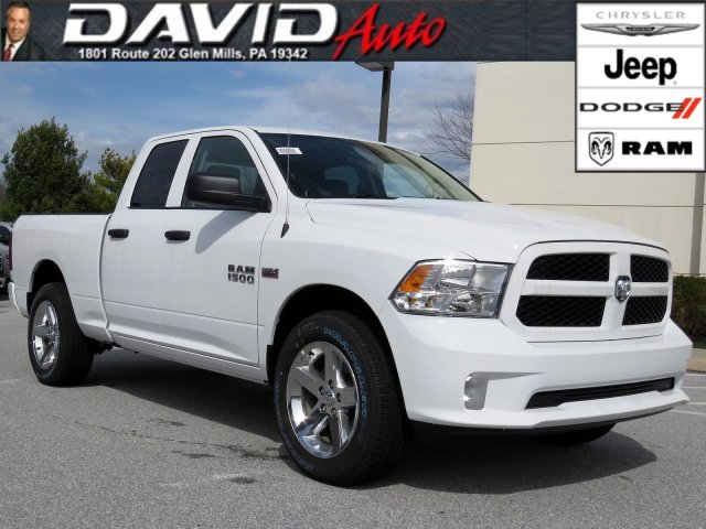 2018 Ram 1500 Quad Cab 4x4, Pickup #R18058 - photo 1
