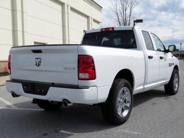 2018 Ram 1500 Quad Cab 4x4,  Pickup #R18058 - photo 2