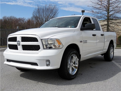 2018 Ram 1500 Quad Cab 4x4, Pickup #R18058 - photo 3