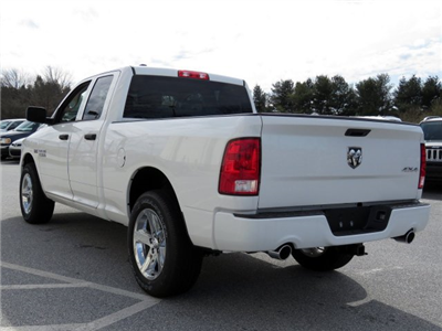 2018 Ram 1500 Quad Cab 4x4, Pickup #R18058 - photo 4