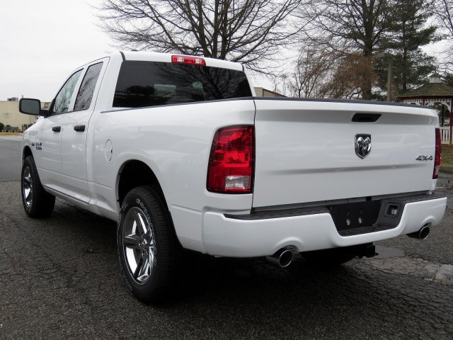 2018 Ram 1500 Quad Cab 4x4,  Pickup #R18062 - photo 4