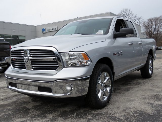 2018 Ram 1500 Quad Cab 4x4,  Pickup #R18088 - photo 3
