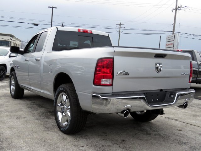 2018 Ram 1500 Quad Cab 4x4,  Pickup #R18088 - photo 4