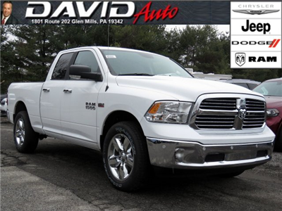 2018 Ram 1500 Quad Cab 4x4,  Pickup #R18089 - photo 1