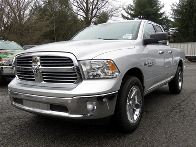 2018 Ram 1500 Quad Cab 4x4,  Pickup #R18099 - photo 3