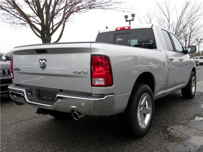 2018 Ram 1500 Quad Cab 4x4,  Pickup #R18099 - photo 2