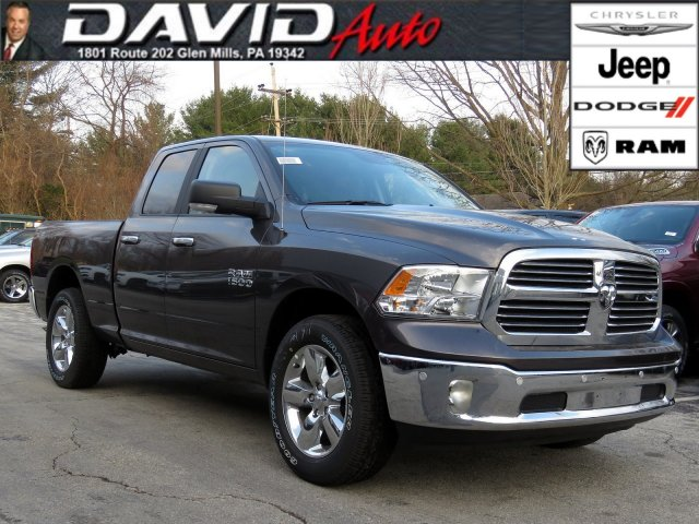 2018 Ram 1500 Quad Cab 4x4, Pickup #R18115 - photo 1