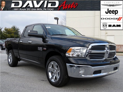 2018 Ram 1500 Quad Cab 4x4, Pickup #R18124 - photo 1