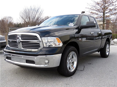 2018 Ram 1500 Quad Cab 4x4, Pickup #R18124 - photo 3