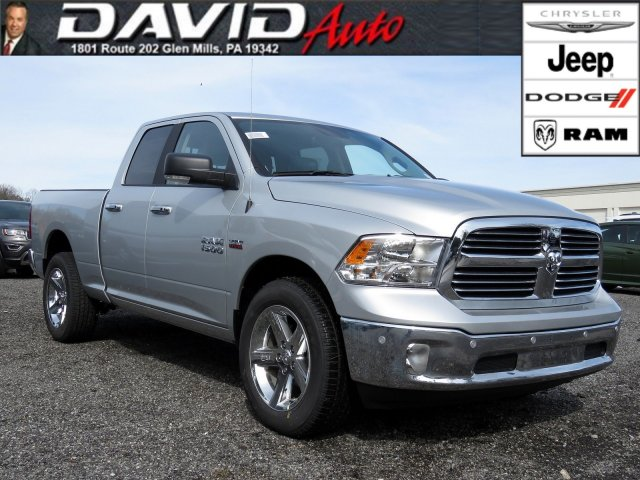 2018 Ram 1500 Quad Cab 4x4, Pickup #R18126 - photo 1