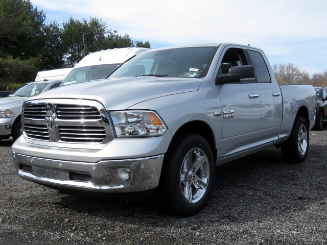 2018 Ram 1500 Quad Cab 4x4, Pickup #R18126 - photo 3