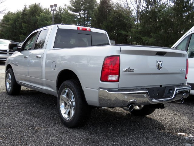 2018 Ram 1500 Quad Cab 4x4, Pickup #R18126 - photo 4