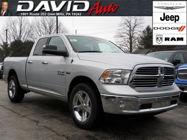 2018 Ram 1500 Quad Cab 4x4,  Pickup #R18127 - photo 1