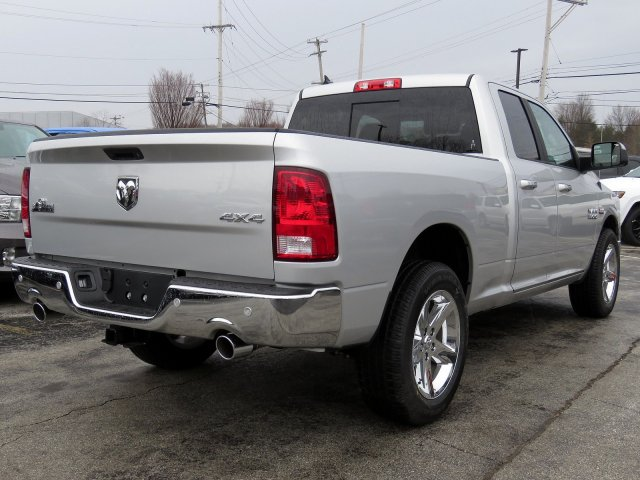 2018 Ram 1500 Quad Cab 4x4,  Pickup #R18127 - photo 2