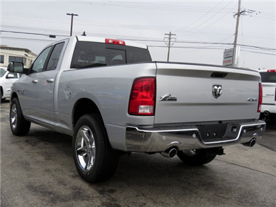 2018 Ram 1500 Quad Cab 4x4,  Pickup #R18127 - photo 4
