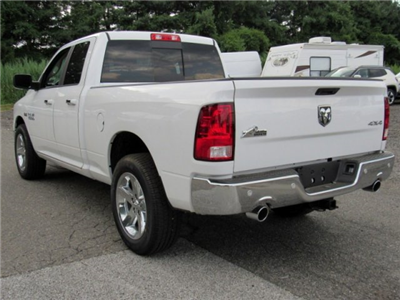 2018 Ram 1500 Quad Cab 4x4,  Pickup #R18132 - photo 4