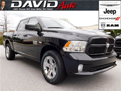 2018 Ram 1500 Crew Cab 4x4,  Pickup #R18167 - photo 1