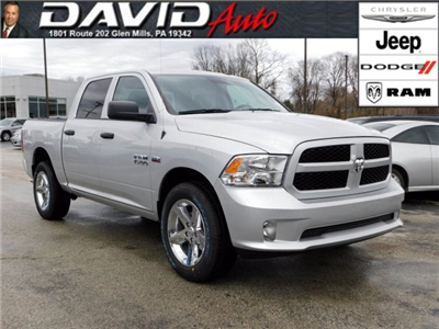 2018 Ram 1500 Crew Cab 4x4,  Pickup #R18168 - photo 1