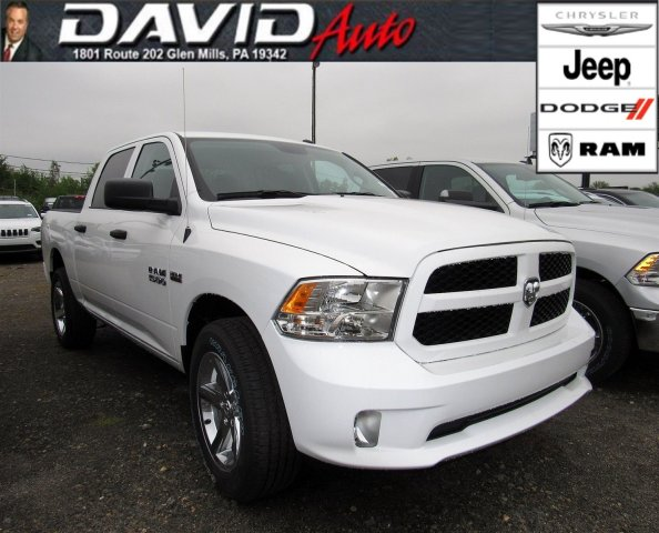 2018 Ram 1500 Crew Cab 4x4,  Pickup #R18176 - photo 1