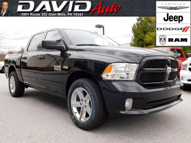 2018 Ram 1500 Crew Cab 4x4,  Pickup #R18185 - photo 1