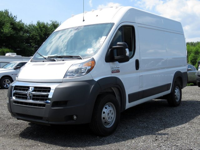 2018 ProMaster 2500 High Roof FWD,  Empty Cargo Van #R18217 - photo 3