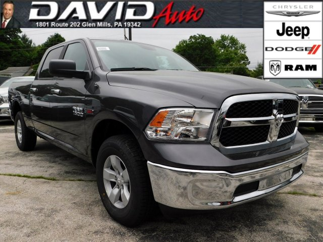 2018 Ram 1500 Crew Cab 4x4,  Pickup #R18218 - photo 1