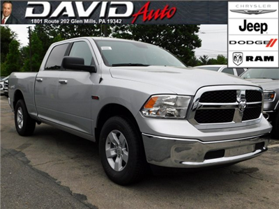2018 Ram 1500 Crew Cab 4x4,  Pickup #R18223 - photo 1