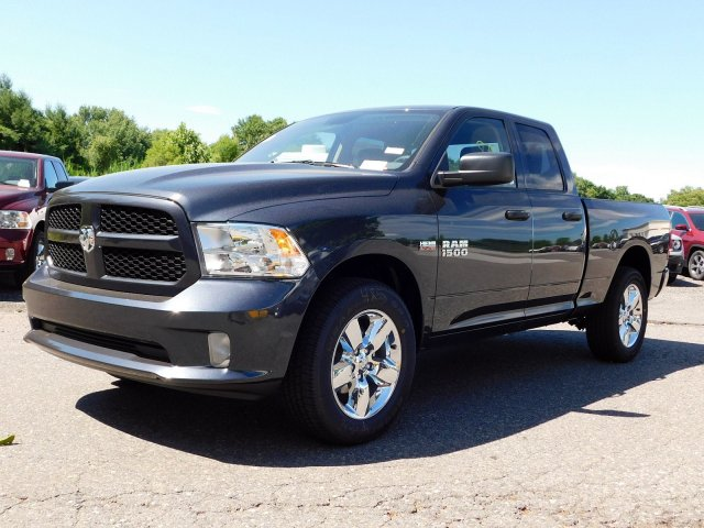 2018 Ram 1500 Quad Cab 4x4,  Pickup #R18236 - photo 3