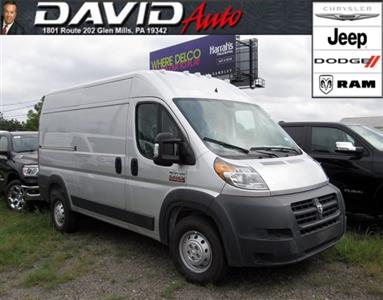 2018 ProMaster 1500 High Roof FWD,  Empty Cargo Van #R18248 - photo 1