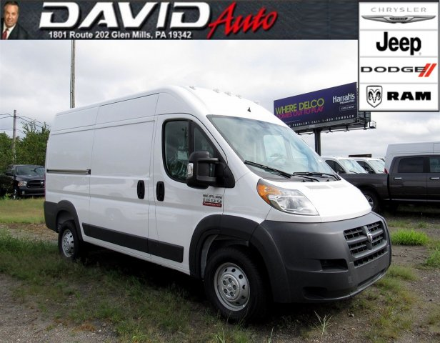 2018 ProMaster 1500 High Roof FWD,  Empty Cargo Van #R18250 - photo 1