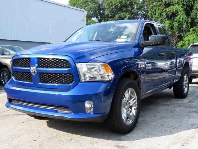 2018 Ram 1500 Quad Cab 4x4,  Pickup #R18255 - photo 2