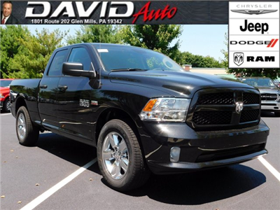 2018 Ram 1500 Quad Cab 4x4,  Pickup #R18256 - photo 1