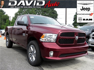 2018 Ram 1500 Quad Cab 4x4,  Pickup #R18260 - photo 1
