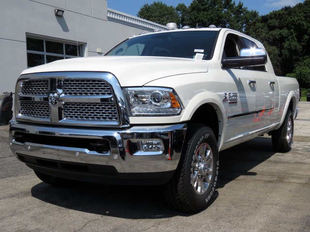 2018 Ram 2500 Mega Cab 4x4,  Pickup #R18262 - photo 3