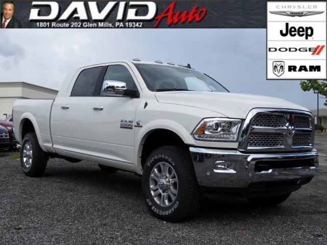 2018 Ram 2500 Mega Cab 4x4,  Pickup #R18266 - photo 18